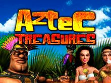 Играть бесплатно в Сокровища Ацтеков 3Д