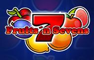 Игровой аппарат Fruits and Sevens